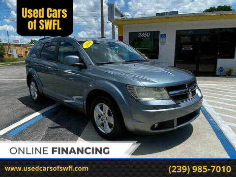 2010 Dodge Journey for sale at Used Cars of SWFL in Fort Myers FL