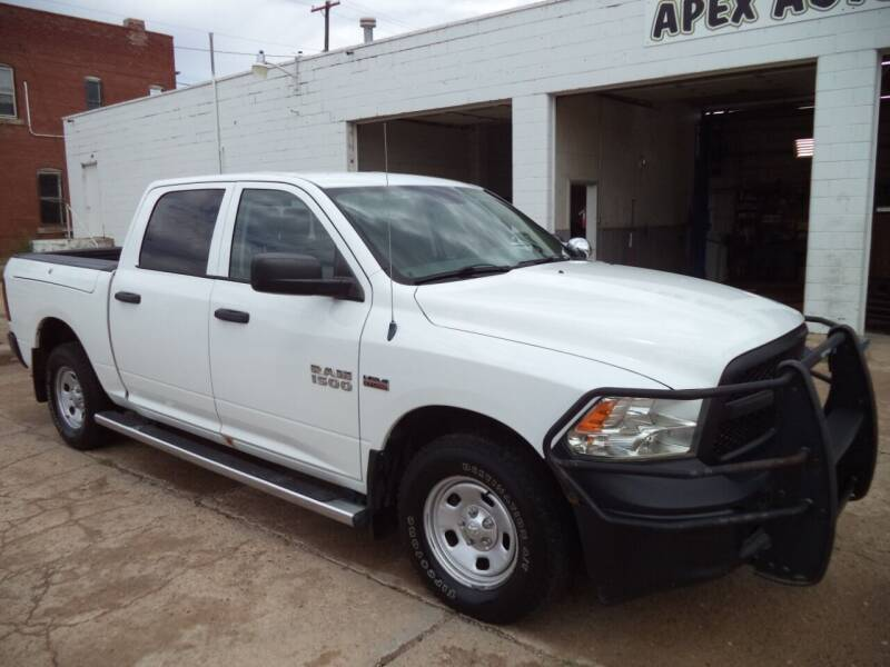 2013 RAM Ram Pickup 1500 for sale at Apex Auto Sales in Coldwater KS