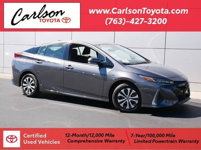2020 Toyota Prius Prime for sale in Coon Rapids, MN