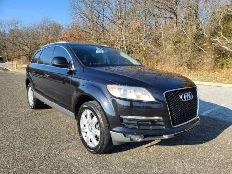 2008 Audi Q7 for sale at Premium Auto Outlet Inc in Sewell NJ