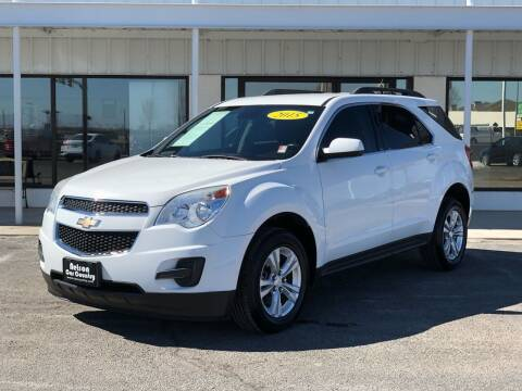 2015 Chevrolet Equinox for sale at Nelson Car Country in Bixby OK