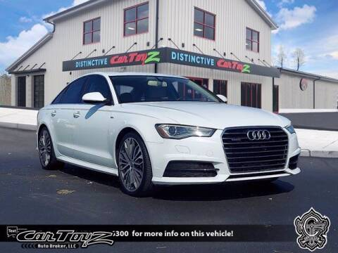 2018 Audi A6 for sale at Distinctive Car Toyz in Egg Harbor Township NJ