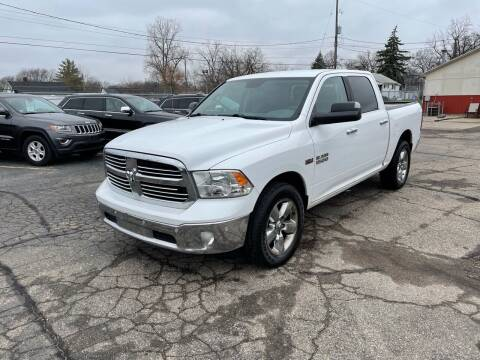 2015 RAM Ram Pickup 1500 for sale at Dean's Auto Sales in Flint MI
