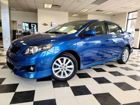2010 Toyota Corolla for sale at Cool Rides of Colorado Springs in Colorado Springs CO