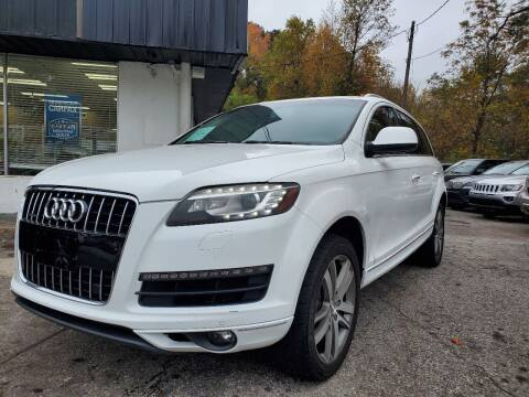 2012 Audi Q7 for sale at Car Online in Roswell GA
