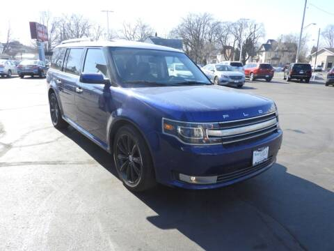 2013 Ford Flex for sale at Grant Park Auto Sales in Rockford IL