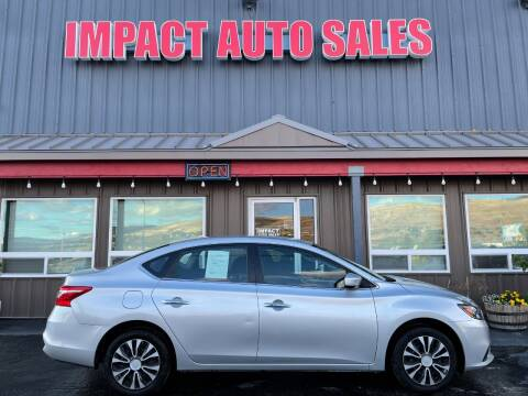 2016 Nissan Sentra for sale at Impact Auto Sales in Wenatchee WA