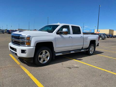2019 Chevrolet Silverado 2500HD for sale at Canuck Truck in Magrath AB
