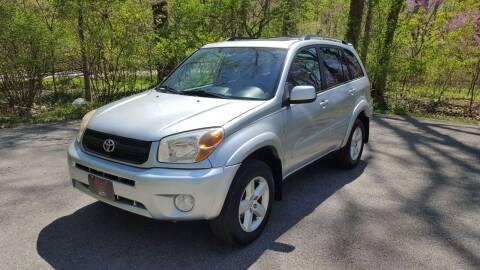 2005 Toyota RAV4 for sale at Ryan Motors LLC in Warsaw IN
