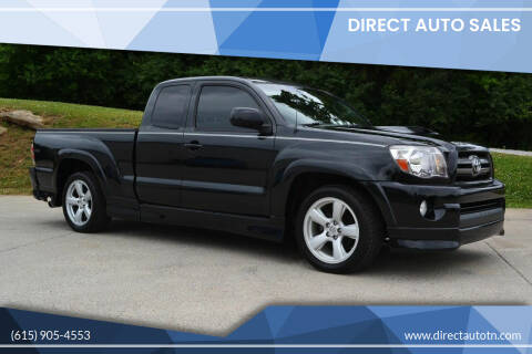 2010 Toyota Tacoma for sale at Direct Auto Sales in Franklin TN