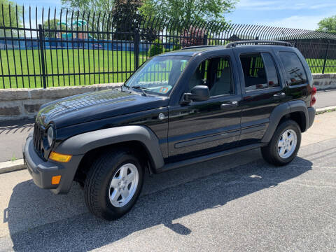 2007 Jeep Liberty for sale at Bob & Sons Automotive Inc in Manchester NH