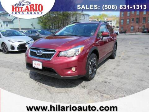 2015 Subaru XV Crosstrek for sale at Hilario's Auto Sales in Worcester MA