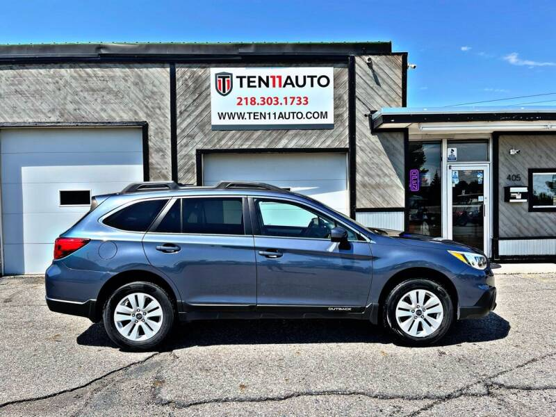 2015 Subaru Outback for sale at Ten 11 Auto LLC in Dilworth MN