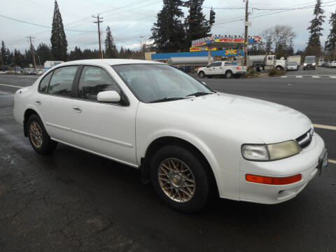 1997 Nissan Maxima for sale at Lino's Autos Inc in Vancouver WA