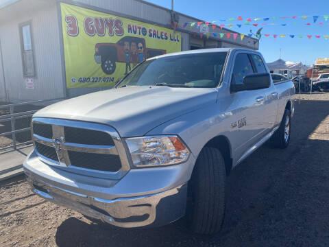 2014 RAM Ram Pickup 1500 for sale at 3 Guys Auto Sales LLC in Phoenix AZ