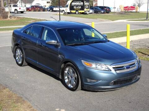 2010 Ford Taurus for sale at Great Lakes Classic Cars & Detail Shop in Hilton NY