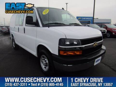 2019 Chevrolet Express Cargo for sale at East Syracuse Performance Sales & Service in Syracuse NY