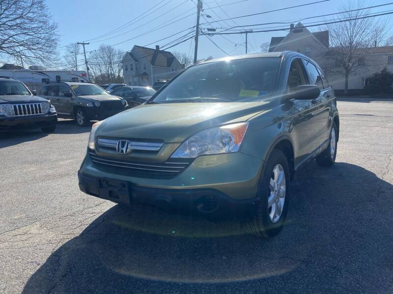 2008 Honda CR-V for sale at Auto Gallery in Taunton MA