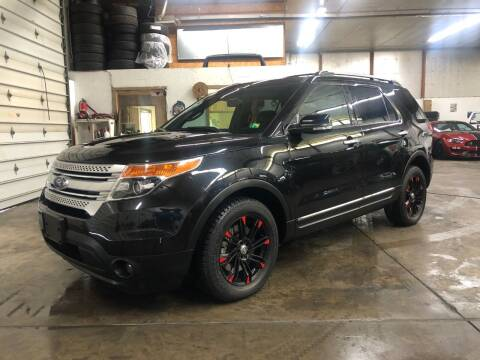 2015 Ford Explorer for sale at T James Motorsports in Gibsonia PA