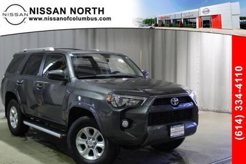 2017 Toyota 4Runner for sale at Auto Center of Columbus in Columbus OH