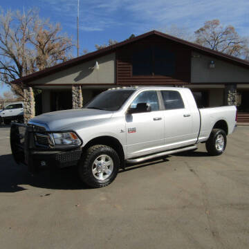 2010 Dodge Ram Pickup 3500 for sale at PRIME RATE MOTORS in Sheridan WY