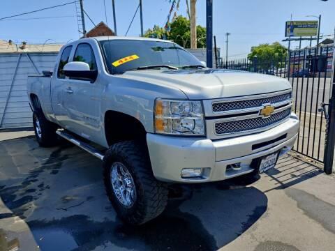2013 Chevrolet Silverado 1500 for sale at Rey's Auto Sales in Stockton CA