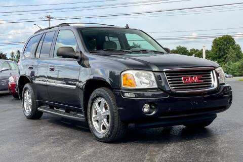 2006 GMC Envoy for sale at Knighton's Auto Services INC in Albany NY
