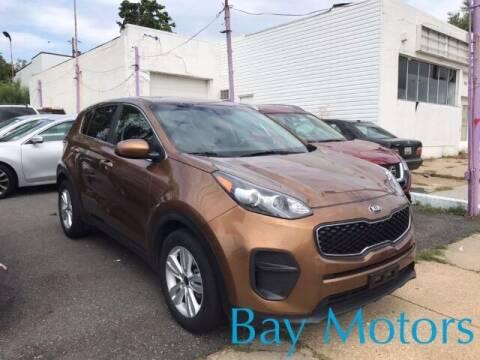 2018 Kia Sportage for sale at Bay Motors Inc in Baltimore MD