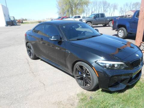 2018 BMW M2 for sale at Salmon Automotive Inc. in Tracy MN