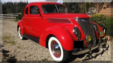 1937 Ford Deluxe for sale at Haggle Me Classics in Hobart IN