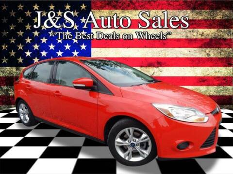 2014 Ford Focus for sale at J & S Auto Sales in Clarksville TN