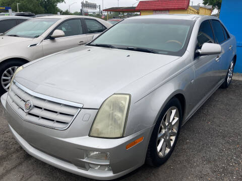2006 Cadillac STS for sale at The Peoples Car Company in Jacksonville FL