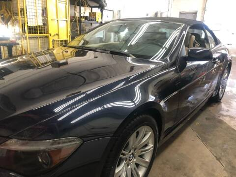 2007 BMW 6 Series for sale at Story Brothers Auto in New Britain CT
