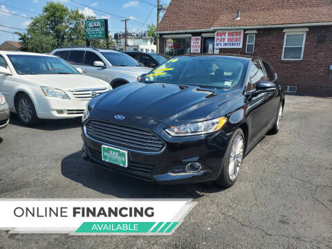 2016 Ford Fusion for sale at Kar Connection in Little Ferry NJ