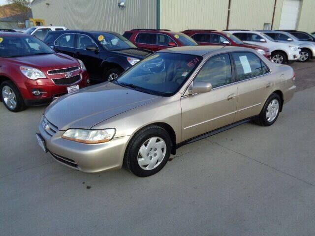 2001 Honda Accord for sale at De Anda Auto Sales in Storm Lake IA