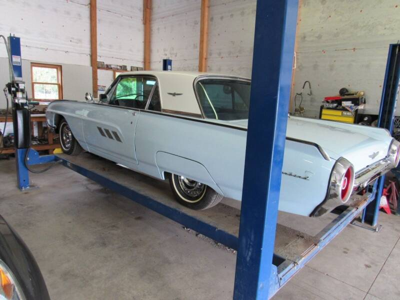 1963 Ford Thunderbird for sale at Whitmore Motors in Ashland OH
