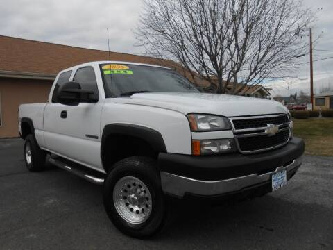 2006 Chevrolet Silverado 2500HD for sale at McKenna Motors in Union Gap WA