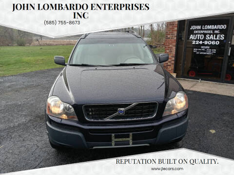 2006 Volvo XC90 for sale at John Lombardo Enterprises Inc in Rochester NY