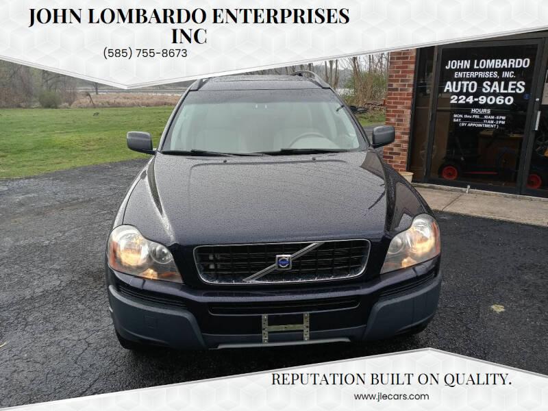 2006 Volvo XC90 for sale at John Lombardo Enterprises Inc in Rochester NY