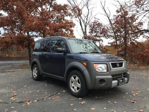 2003 Honda Element for sale at Fournier Auto and Truck Sales in Rehoboth MA