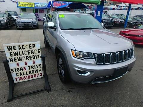 2018 Jeep Grand Cherokee for sale at 4530 Tip Top Car Dealer Inc in Bronx NY