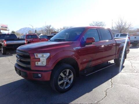 2016 Ford F-150 for sale at State Street Truck Stop in Sandy UT