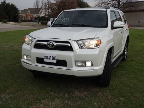 2010 Toyota 4Runner for sale at 123 Car 2 Go LLC in Dallas TX