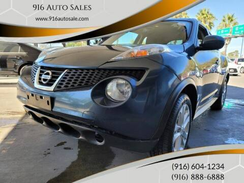 2013 Nissan JUKE for sale at 916 Auto Sales in Sacramento CA