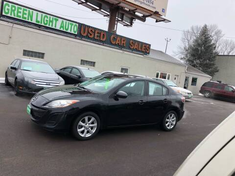 2010 Mazda MAZDA3 for sale at Green Light Auto in Sioux Falls SD