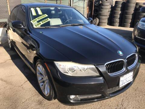 2011 BMW 3 Series for sale at CAR GENERATION CENTER, INC. in Los Angeles CA
