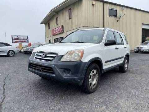 2006 Honda CR-V for sale at Premium Auto Collection in Chesapeake VA