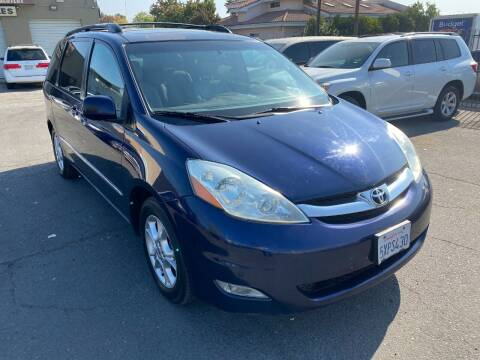 2006 Toyota Sienna for sale at 101 Auto Sales in Sacramento CA