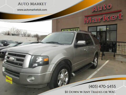 2009 Ford Expedition for sale at Auto Market in Oklahoma City OK