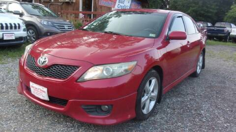 2011 Toyota Camry for sale at Select Cars Of Thornburg in Fredericksburg VA